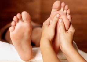 массаж в спа салоне
