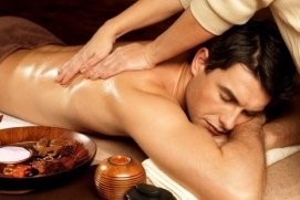 Пилинг массаж